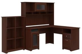 Bush Furniture WC3143003K3165