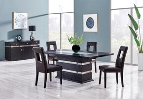 Global Furniture USA DG072DT4DG072DCBRBUFFET