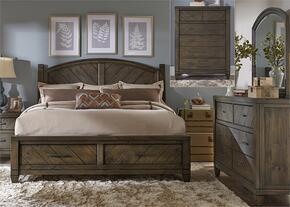 Liberty Furniture 833BRQSBDMC