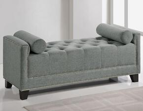 Wholesale Interiors BBT5160GREYBENCH