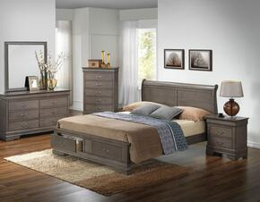 Glory Furniture G3105DFSB2BDMNC
