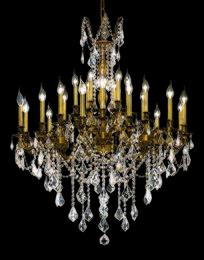 Elegant Lighting 9224D36FGRC