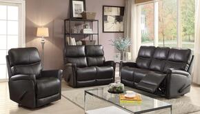 Easy Living Cologne Collection EL-9136511-3PC 3 Piece Reclining Living Room Set with Sofa + Loveseat + Recliner