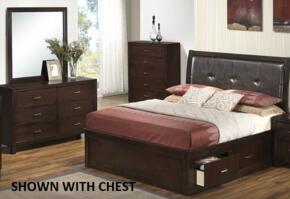 Glory Furniture G1225BTSBDM