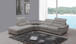 VIG Furniture VGKNK8468ITLGRY