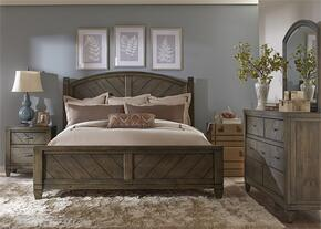 Liberty Furniture 833BRQPSDMN
