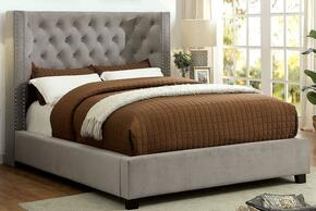 Furniture of America CM7779GYQBED