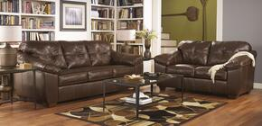 San Lucas 8370238KIT2PC 2-Piece Living Room Set with Sofa and Loveseat in Harness