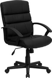 Flash Furniture GO1004BKLEAGG