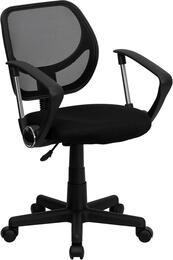Flash Furniture WA3074BKAGG