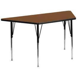 Flash Furniture XUA3060TRAPOAKHAGG