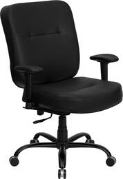 Flash Furniture WL735SYGBKLEAAGG