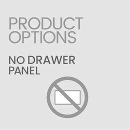 No Warming Door Panel (Customer Provides Panel)