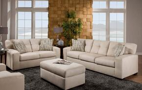 1851039336VLRRSL Rockland Sofa + Loveseat with 16 Gauge Border Wire, Hi-Density Foam Cores, Sinuous Springs, Toss Pillows and Solid Kiln Dried Hardwoods in Victory Lane River Rock