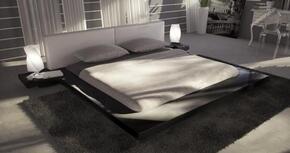 VIG Furniture VGKCOPALQBLK