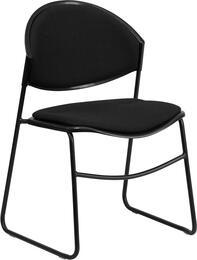 Flash Furniture RUTCA0201BKPADGG