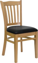 Flash Furniture XUDGW0008VRTNATBLKVGG