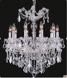 J & P Crystal Lighting 2800D22C