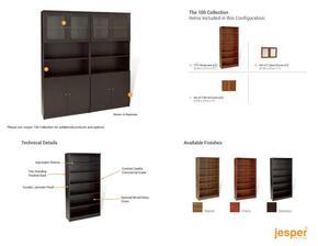 Unique Furniture 1C100022DBCH