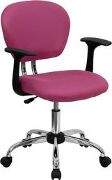 Flash Furniture H2376FPINKARMSGG