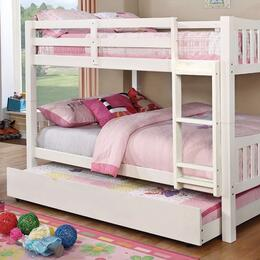 Furniture of America CMBK929FWHBEDTR