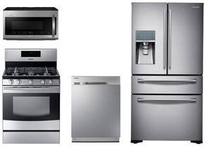 Samsung Appliance SAM4PC30GFCFSFDCDSSKIT1