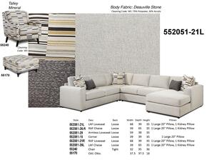 Chelsea Home Furniture 55RSECDST0290