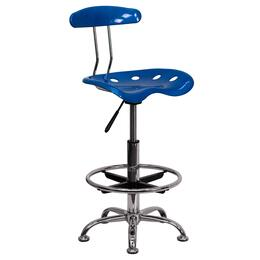 Flash Furniture LF215BRIGHTBLUEGG