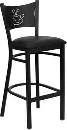 Flash Furniture XUDG60114COFBARBLKVGG