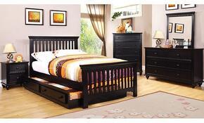 Furniture of America CM7920BKFBDMCN