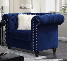 Cosmos Furniture MAYACHAIRBLUE