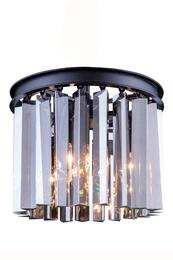 Elegant Lighting 1208F12MBSSRC
