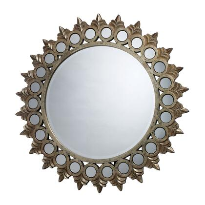 Sterling DM1937 Porterdale Series Round Both Wall Mirror