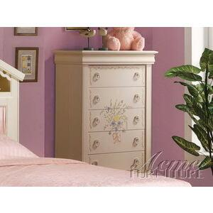 Acme Furniture 02217 Doll House Series  Chest