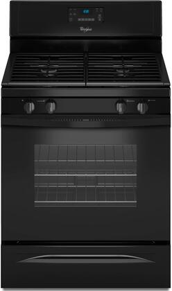 "Whirlpool WFG520S0AB 30"" Gas Freestanding"