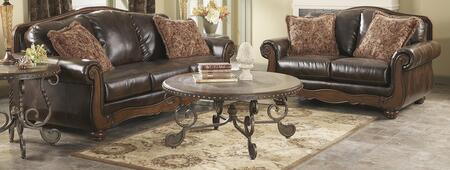 Signature Design by Ashley 5530038SET Barcelona Living Room