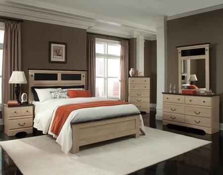 Harden 16800Q6P Queen Bedroom Sets