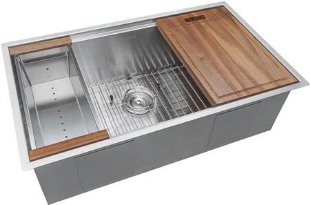 Ruvati RVH8300 Kitchen Sink