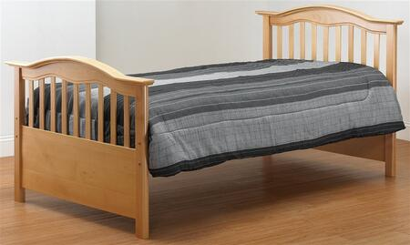 Orbelle TB480N  Twin Size Panel Bed