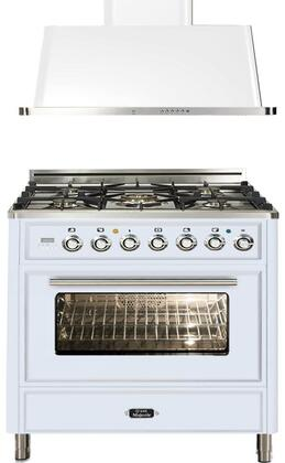 Ilve 721297 Kitchen Appliance Packages