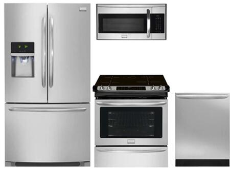 Frigidaire 741782 Gallery Kitchen Appliance Packages