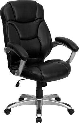 """Flash Furniture GO725BKLEAGG 27.5"""" Contemporary Office Chair"""
