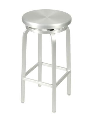 Euro Style 04212 Miller Series  Bar Stool