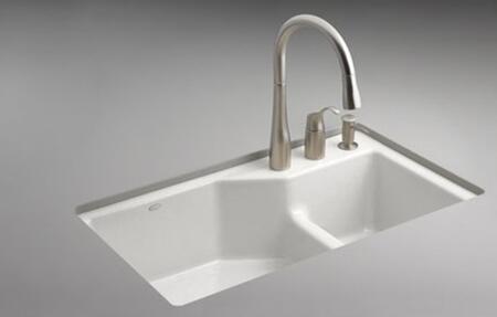 Kohler K64112G9 Kitchen Sink