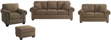 Bassett Furniture 3995FCFC1228SLCO Riverton Living Room Sets