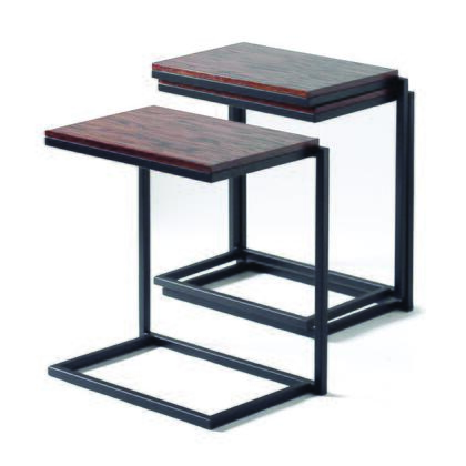 Tag 390100 Stacking Series Transitional Rectangular End Table