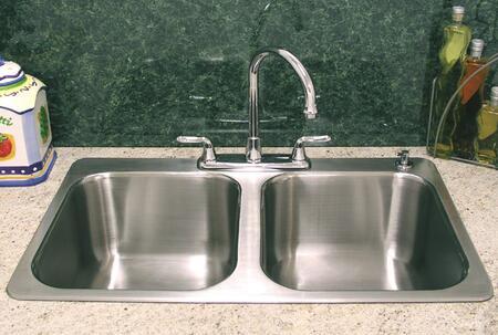 Aline SS233217RE Kitchen Sink