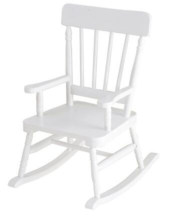 Levels of Discovery RAB00054  Armless  Wood Frame Rocking Chair