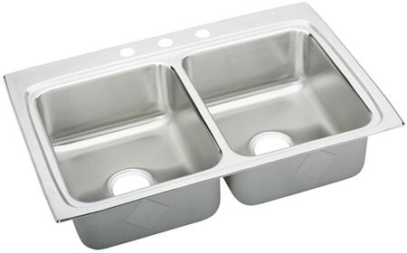 Elkay LRADQ332255MR2 Kitchen Sink