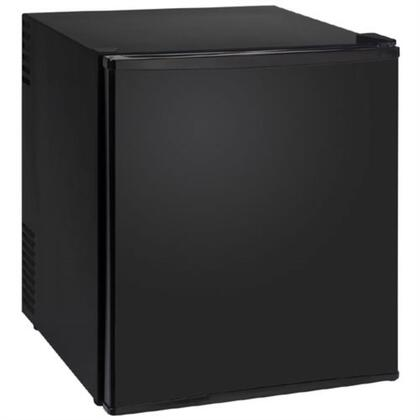 "Avanti SHP1701B 17"" Freestanding Compact Refrigerator with 1.7 cu. ft. Capacity, 1 Wire ShelfField Reversible Doors"